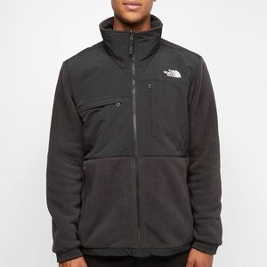 North Face Men's Denali Jacket - Black - XXL